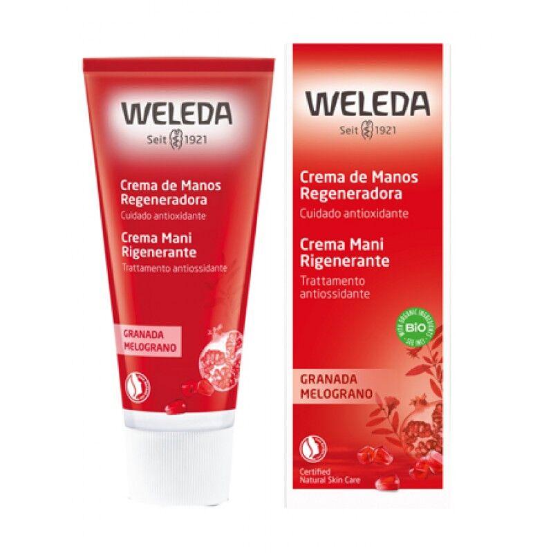 weleda-italia crema mani melograno rigen50ml