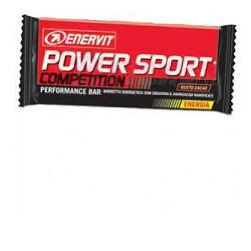 enervit spa enervit sport linea energia power sport competition barretta energetica cacao