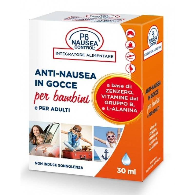 consulteam p6 nausea control gtt a/nausea