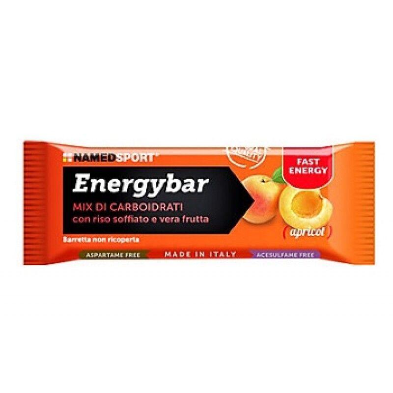 namedsport srl energybar apricot barretta 35 g