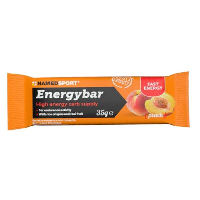 namedsport srl energybar fruit peach 35g