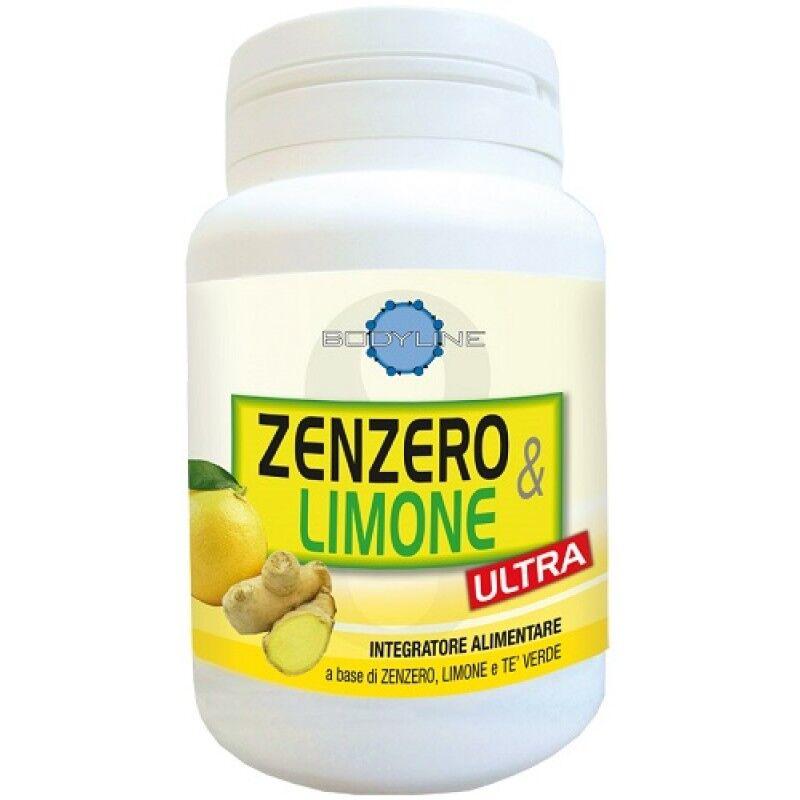bodyline srl zenzero e limone ultra 60cps b