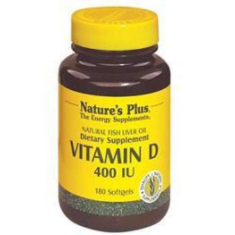 La Strega Srl Vitamina D400 180 Capsule