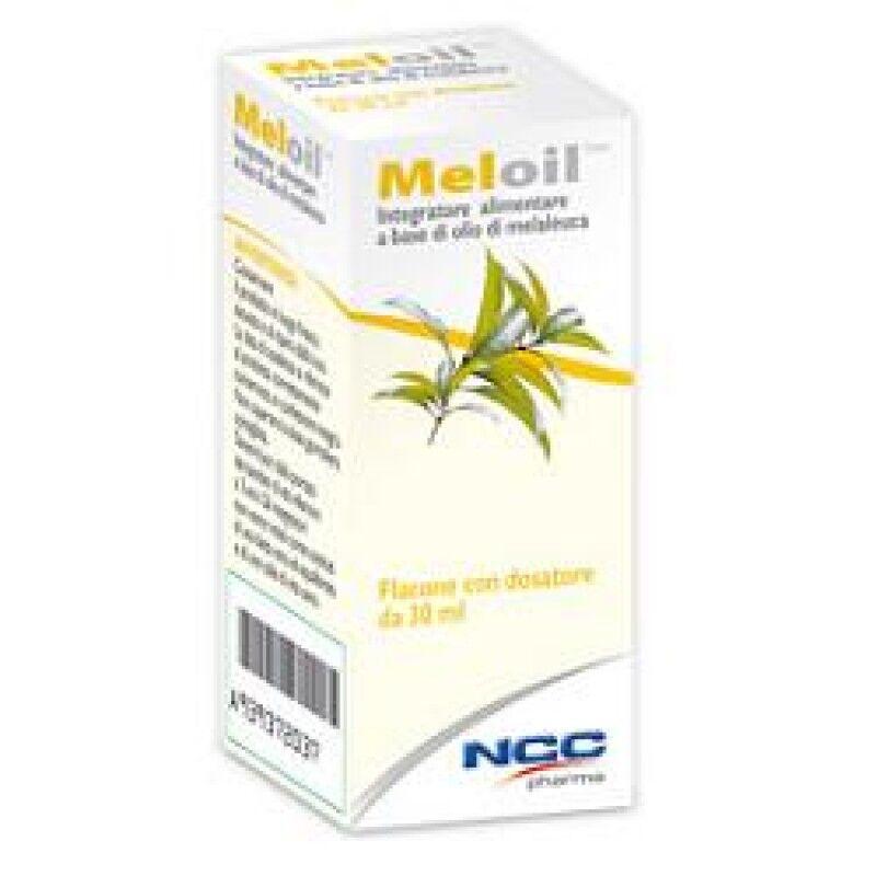 Medic Italia Srl Meloil Integratore Alimentare Gocce 30 Ml