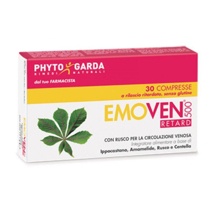 phyto garda srl phytogarda rimedi naturali emoven 500 protezione capillari 30 compresse