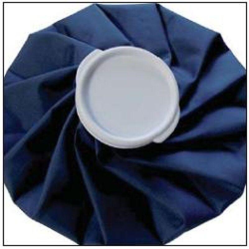 for.me.sa srl borsa ghiaccio tessuto gommato colore blu diametro 28 cm 1 pezzo