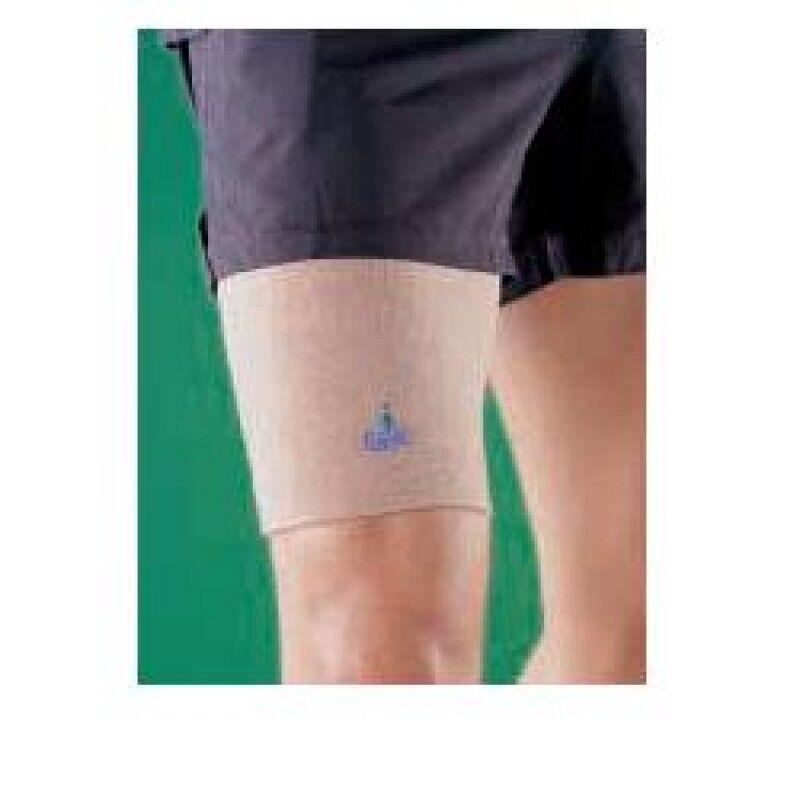 farmac-zabban spa fascia elastica per coscia oppo misura large. per cosce deboli o sovraffaticate e per muscoli strappati. riduce il dolore derivante da tendiniti