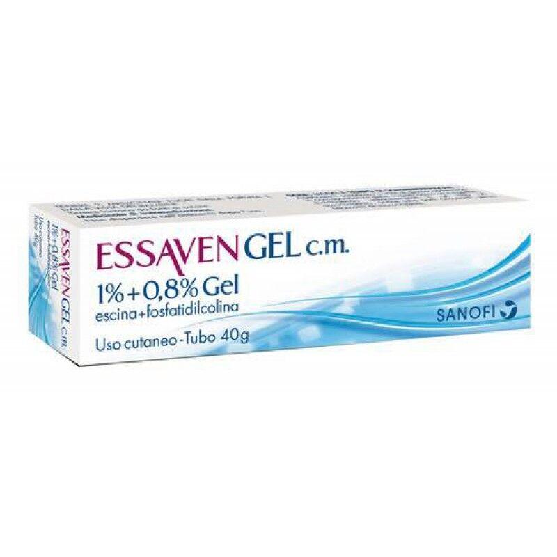 Vemedia Essaven Gel 40g 1%+0,8%