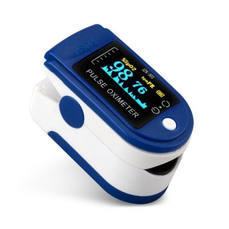 Novaclinical Saturimetro Pulsossimetro Lk88