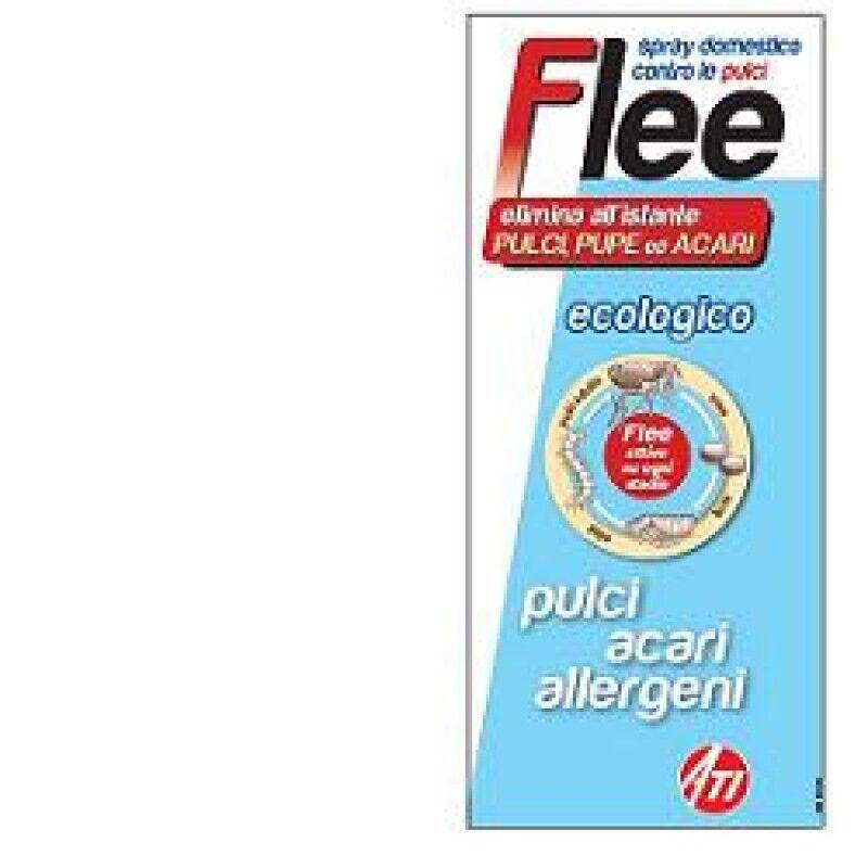 ATI Flee Spray Domestico Contro Pulci