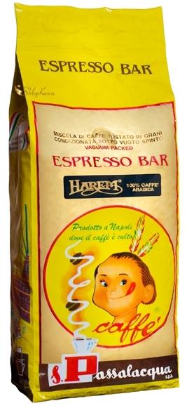 Passalacqua Caffè Harem - Espresso Bar - Pacco 1kg In Grani