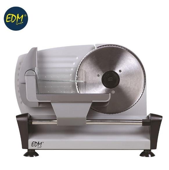 edm product affettatrice elettrica 150w in acciao inox lama da 190 mm edm