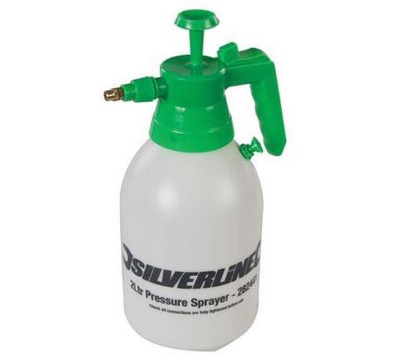 Silverline Nebulizzatore A Pressione 2 Litri