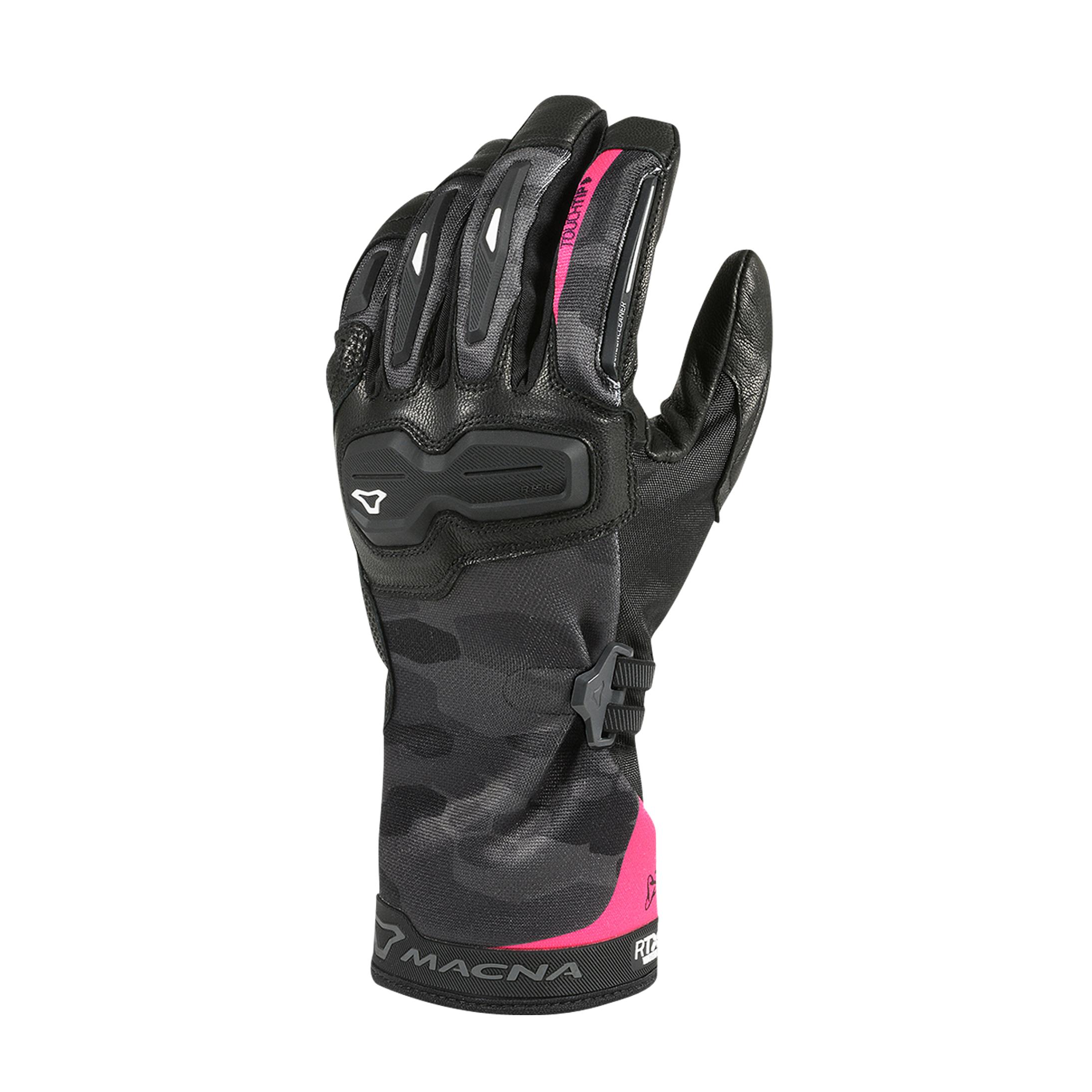 macna guanti donna  terra rtx rosa
