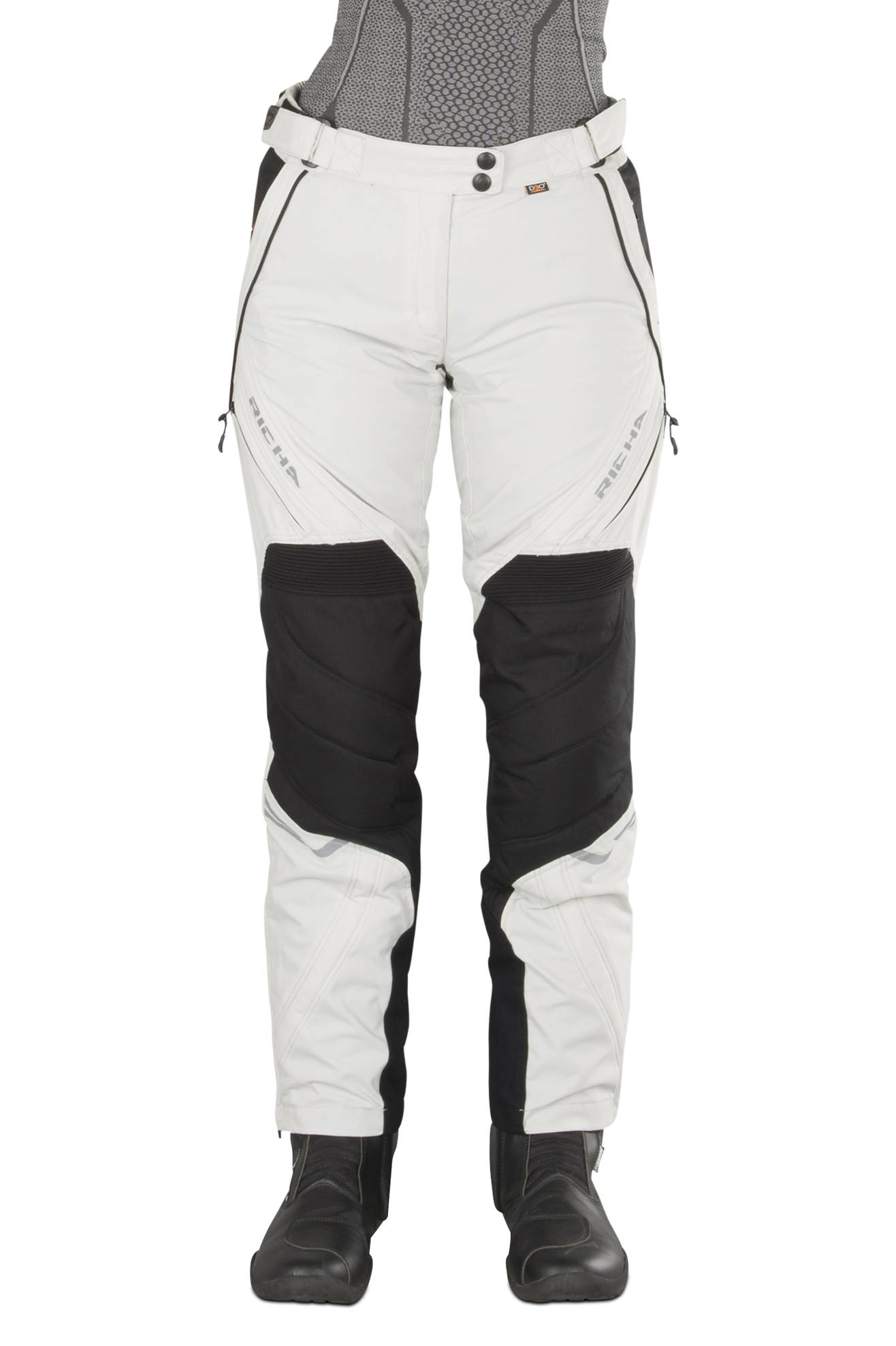 richa pantaloni donna  phoenicia grigio