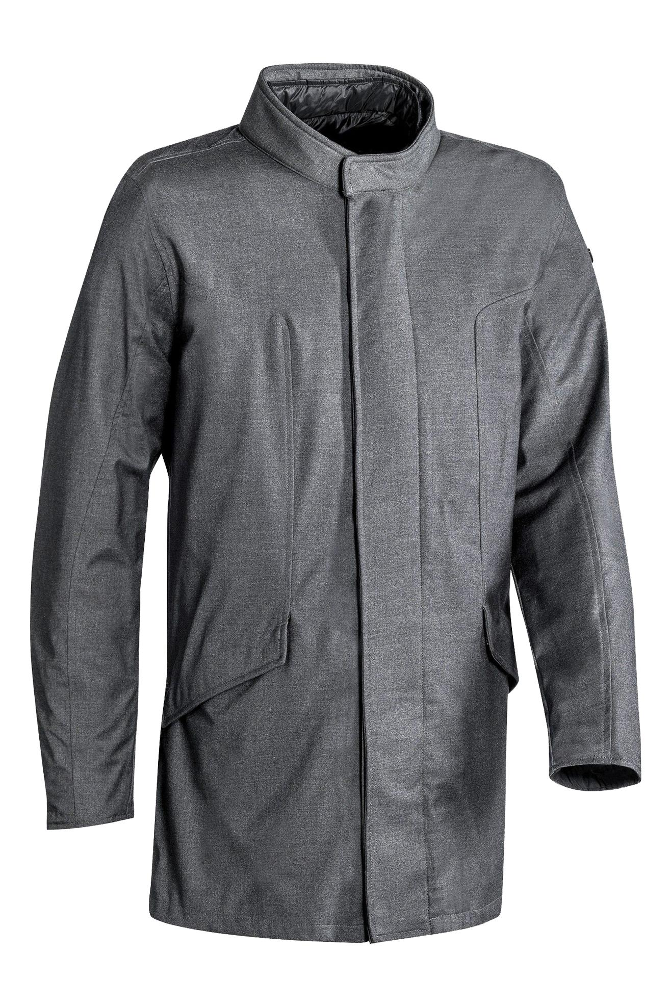 ixon giacca moto  murray grigio