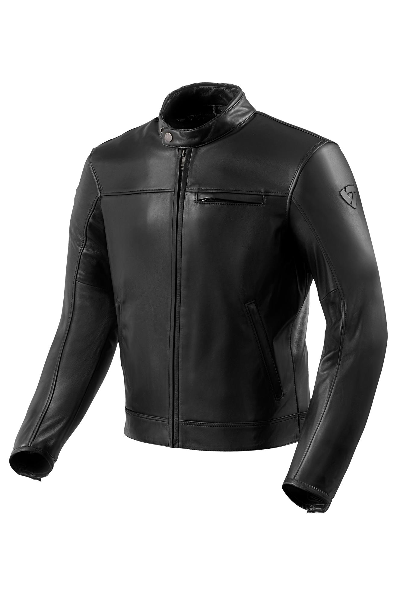 rev'it! giacca moto  roamer 2 nera