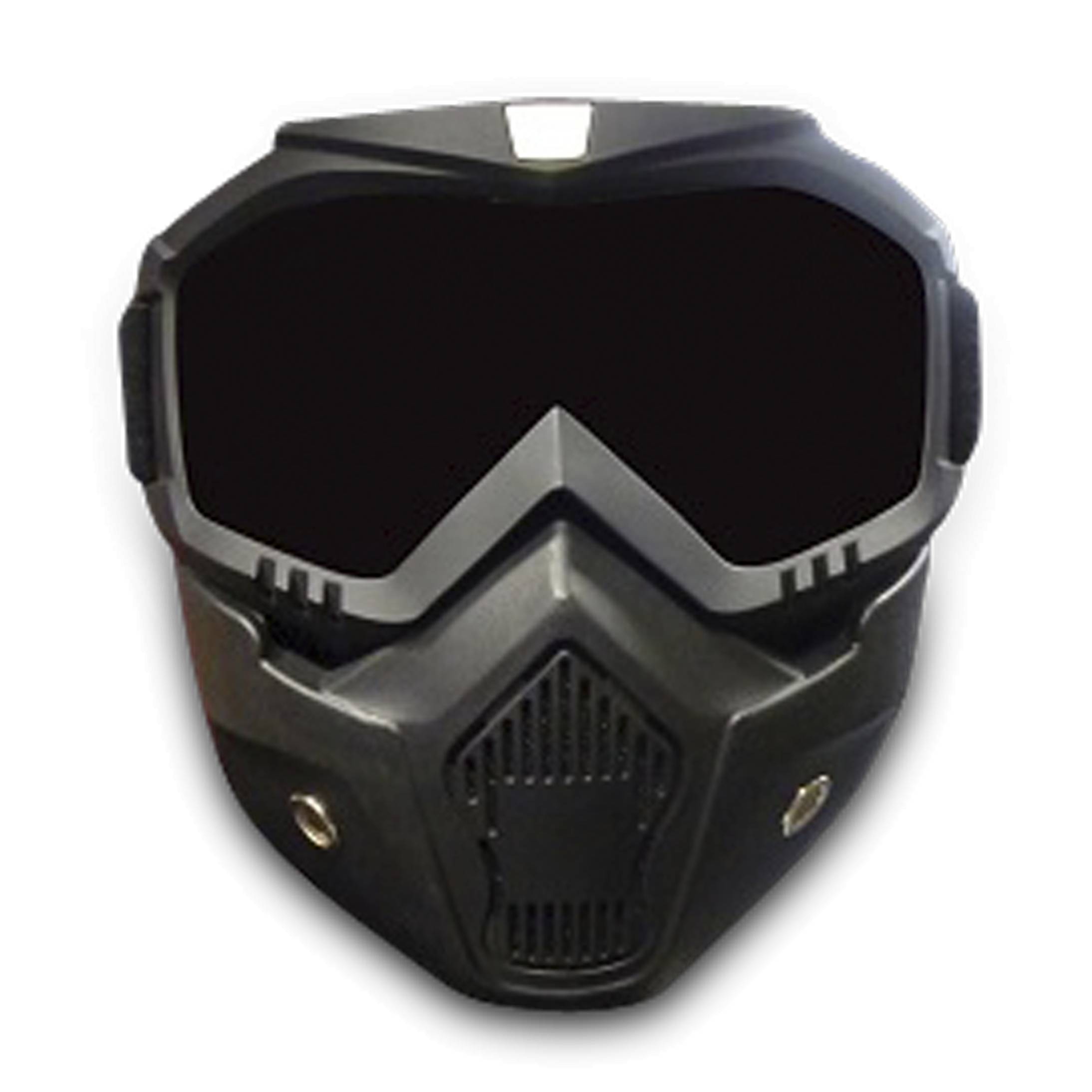 stormer maschera facciale  r-mask nera