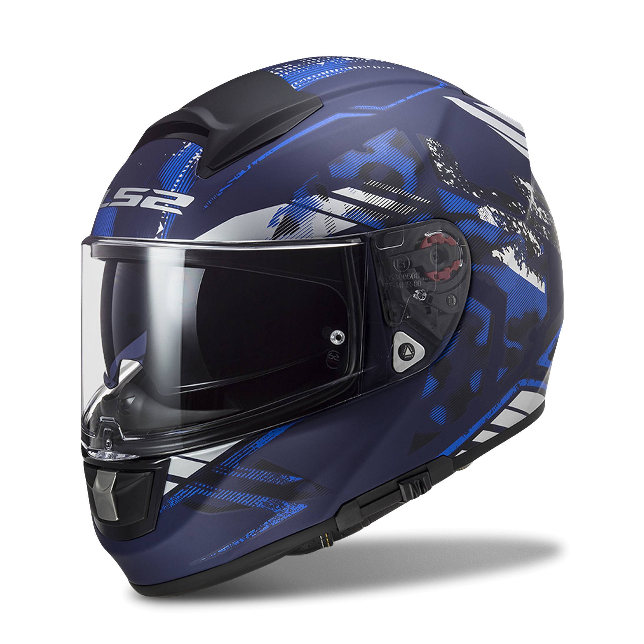 LS2 Casco Integrale  FF397 Vector FT2 Blu