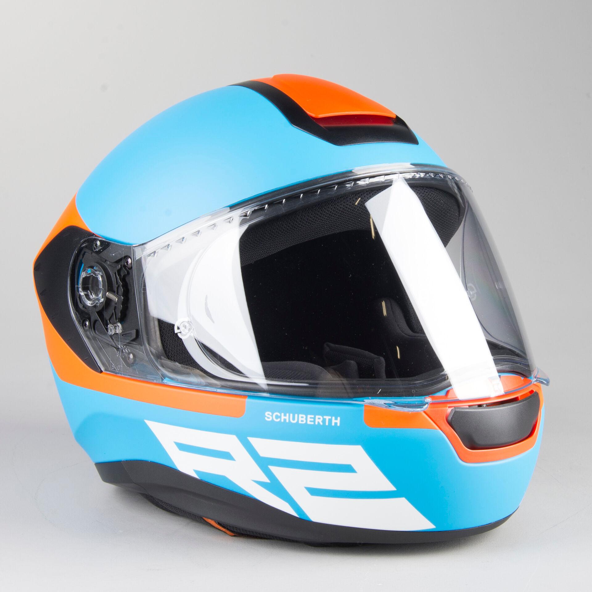 Schuberth Casco Integrale R2 Wing Azzurro