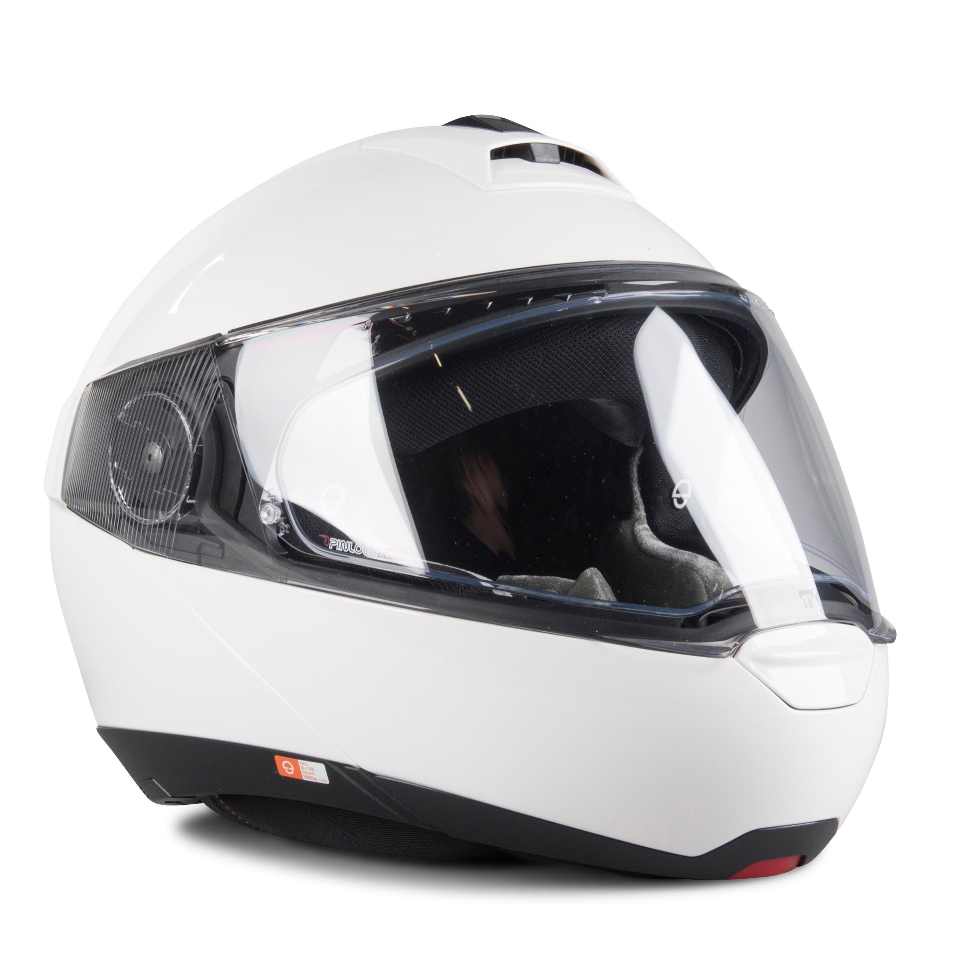 Schuberth Casco Modulare C4 Pro Bianco