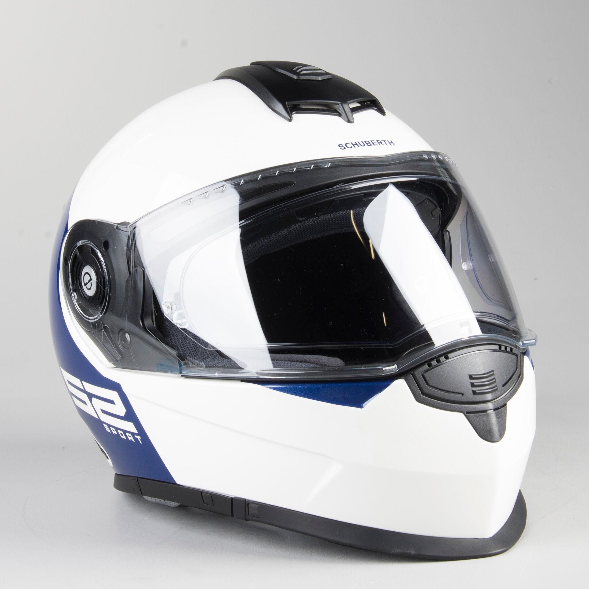 Schuberth Casco Integrale S2 Sport Redux Blu