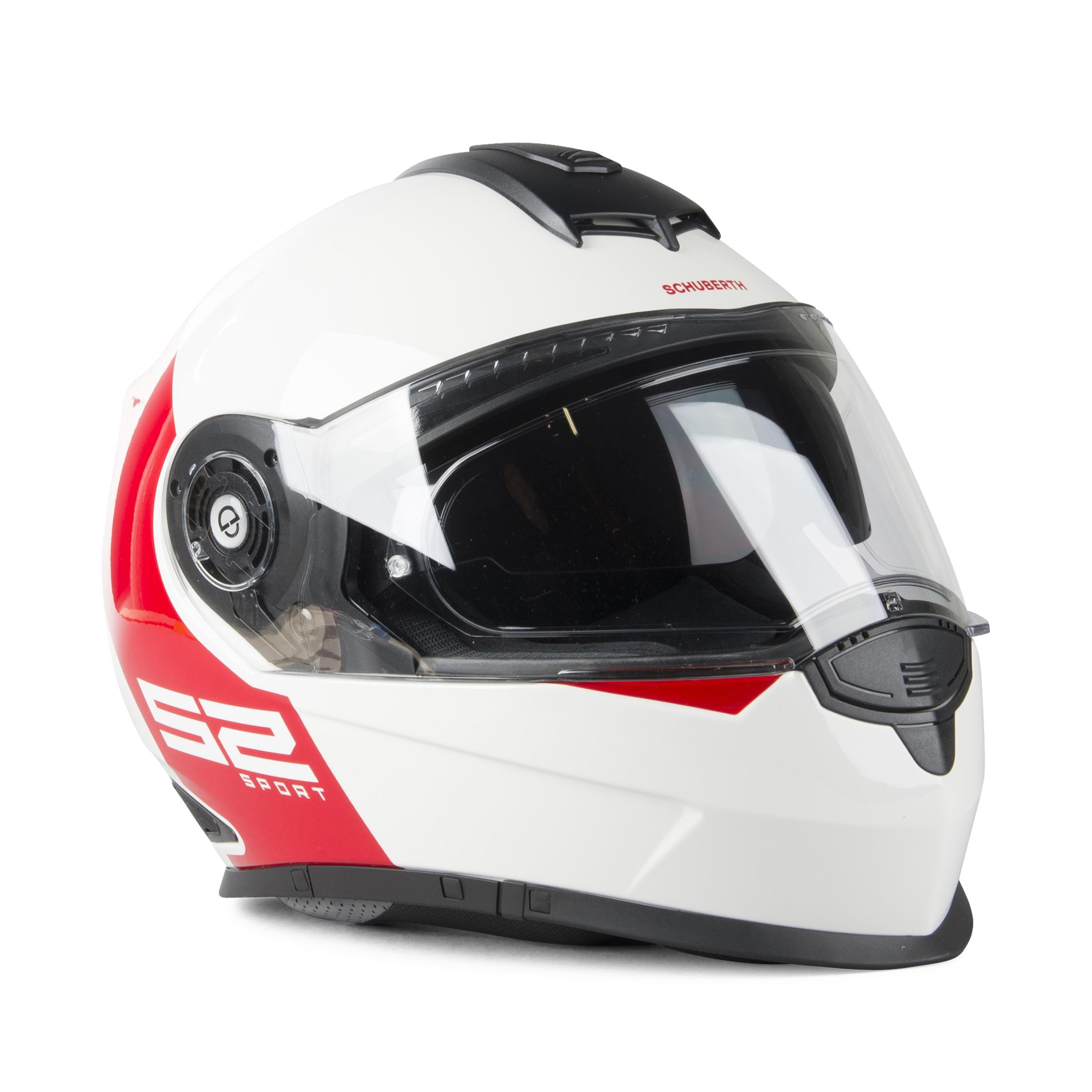 Schuberth Casco Integrale S2 Sport Redux Rosso