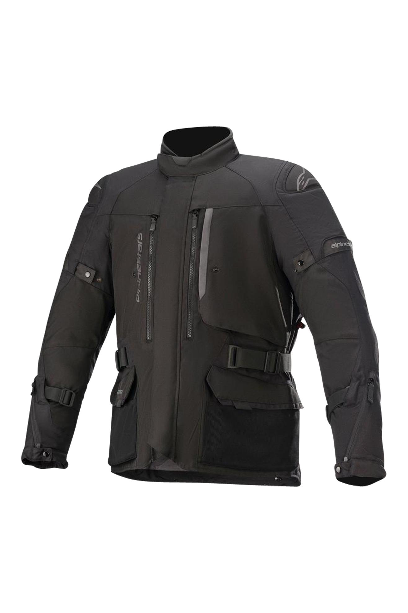alpinestars giacca moto  ketchum gore-tex nera