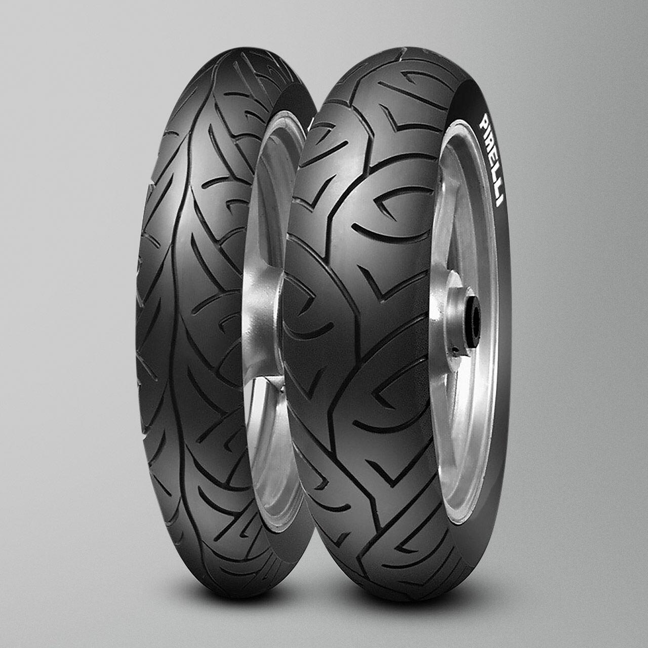 Pirelli Sport Demon 110/80 - 17 M/C 57H TL