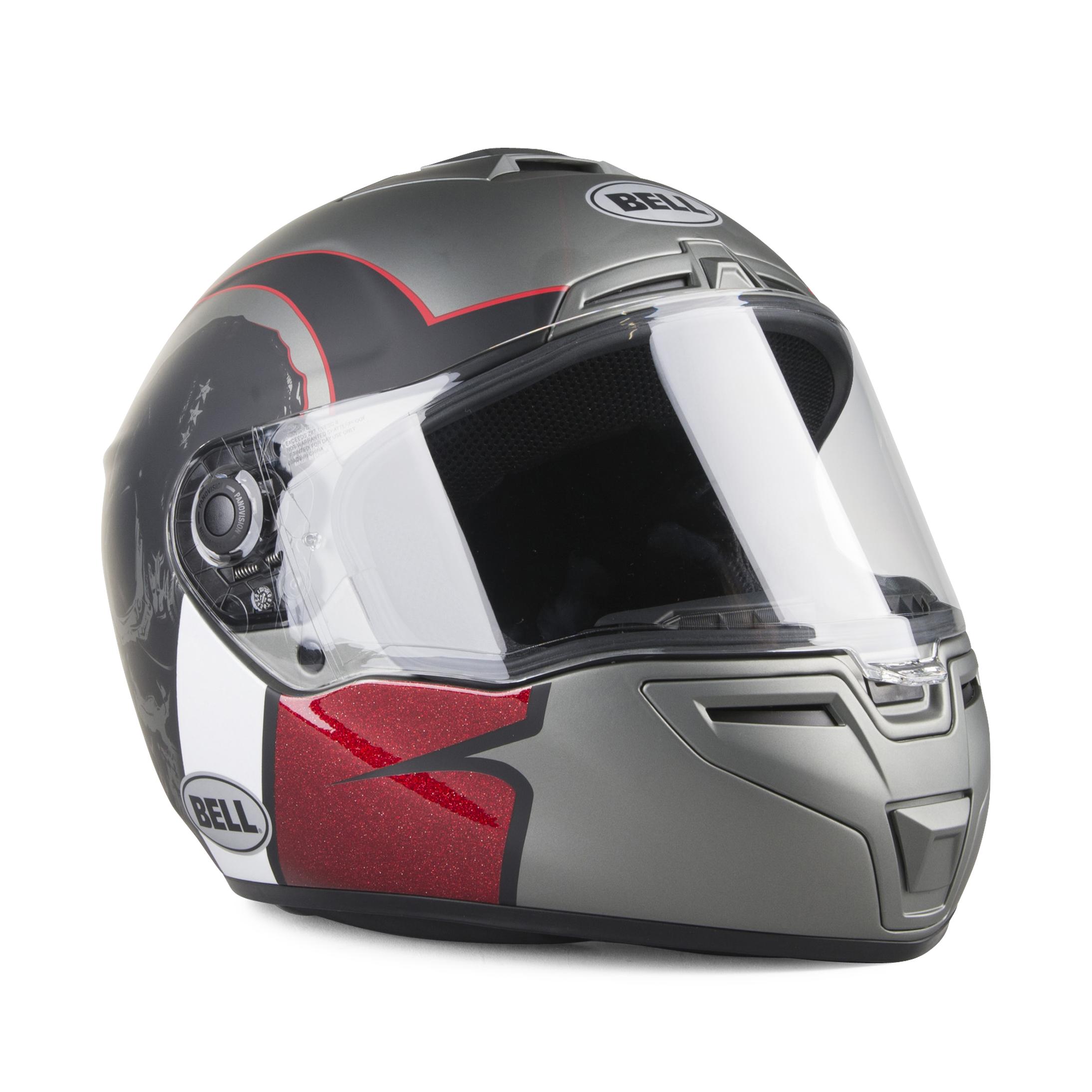 bell casco  srt carbone-bianco