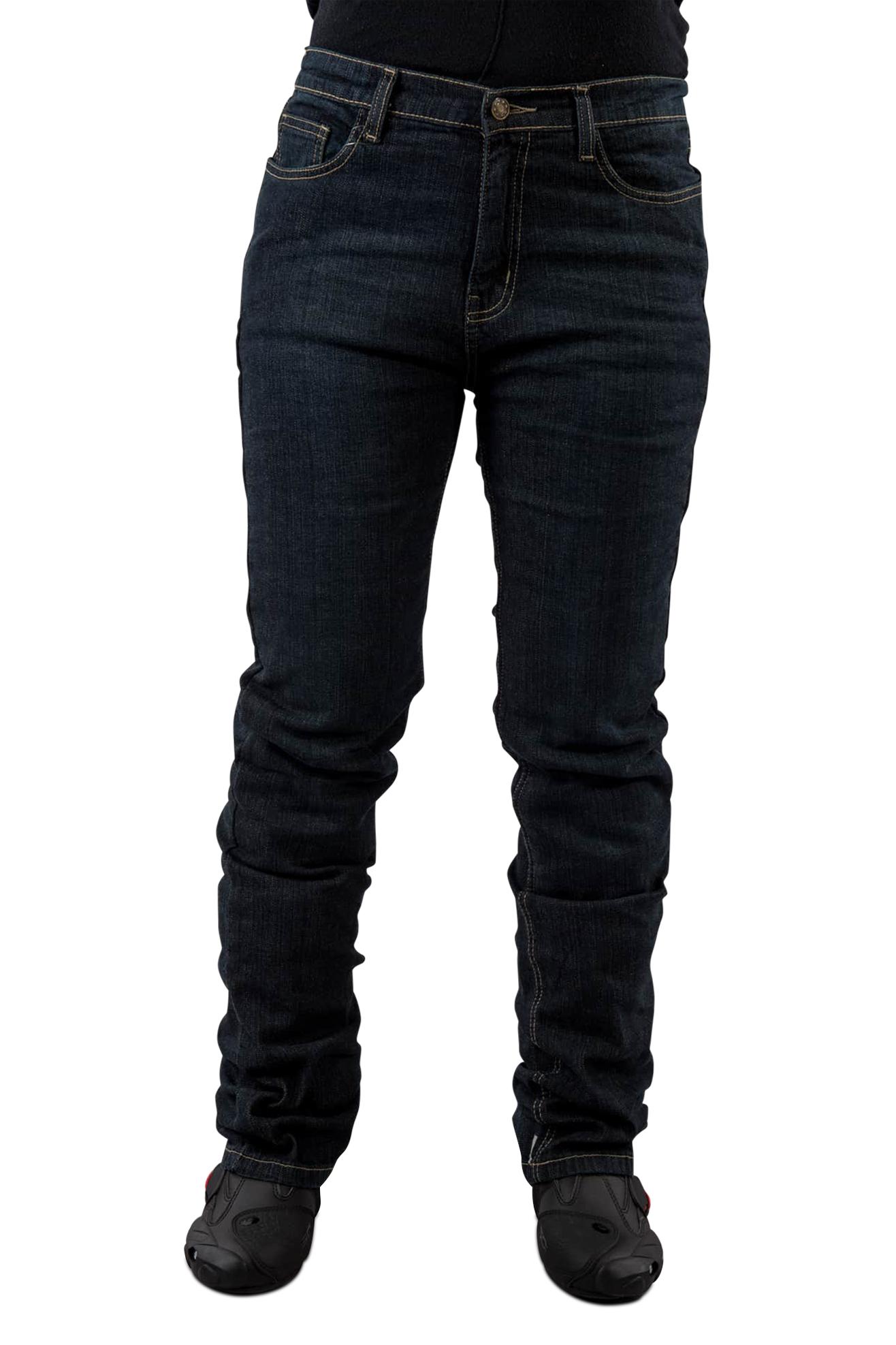 course jeans donna  aramide london blu scuro