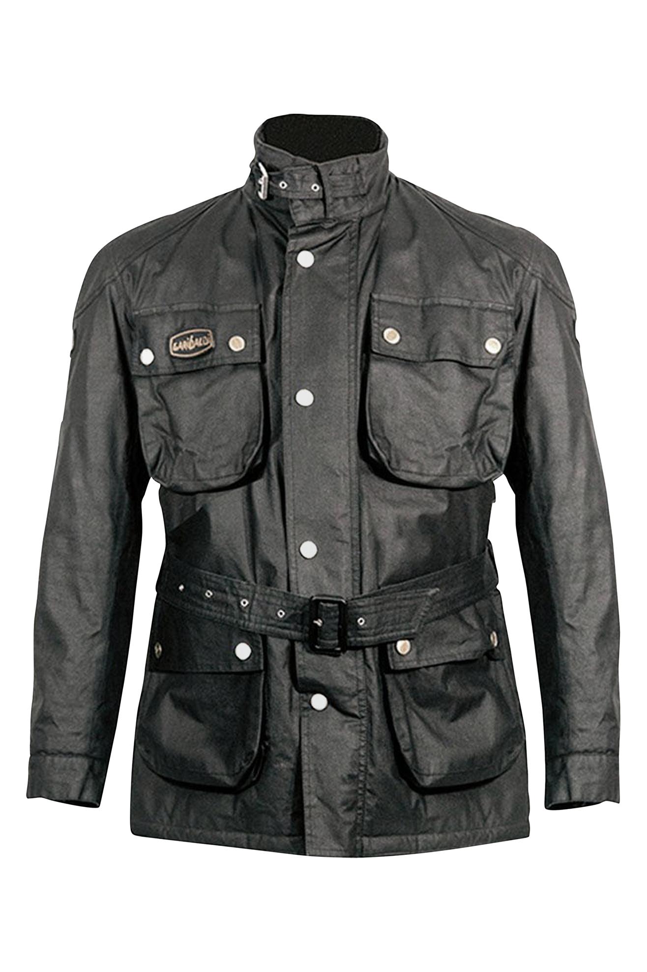 garibaldi giacca moto  original nera