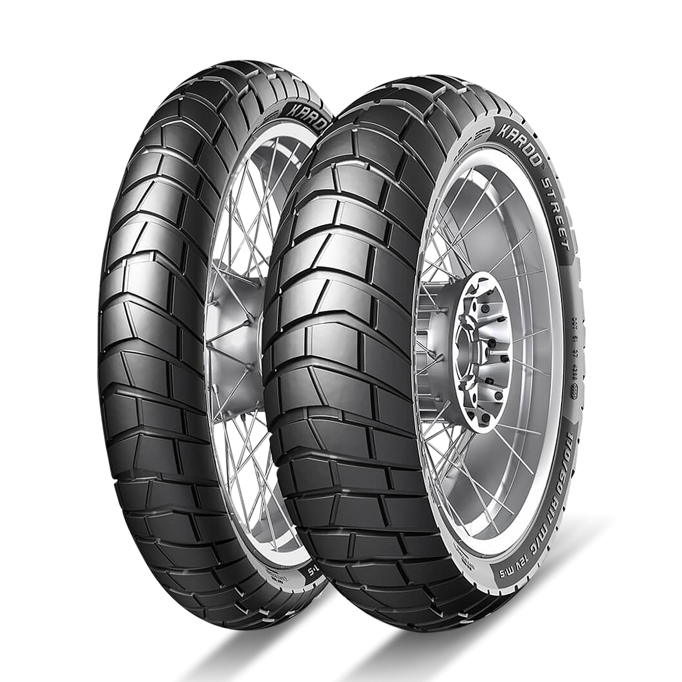 Metzeler Pneumatico Moto Karoo Street 170/60 R 17 72V M+S TL