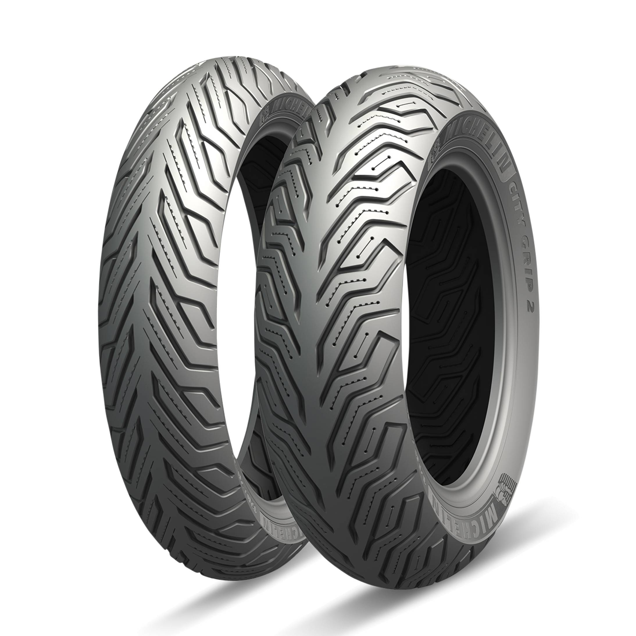 Michelin Pneumatico Anteriore/Posteriore per Scooter  City Grip 2