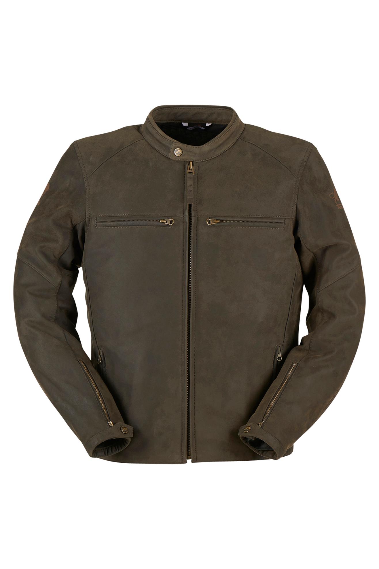 furygan giacca moto  vince v3 marrone