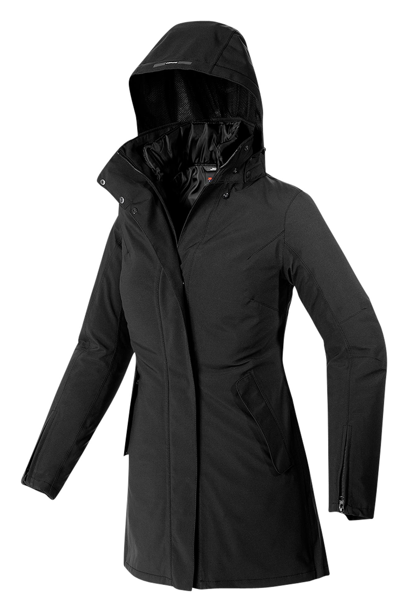 spidi giacca moto donna  sigma nera