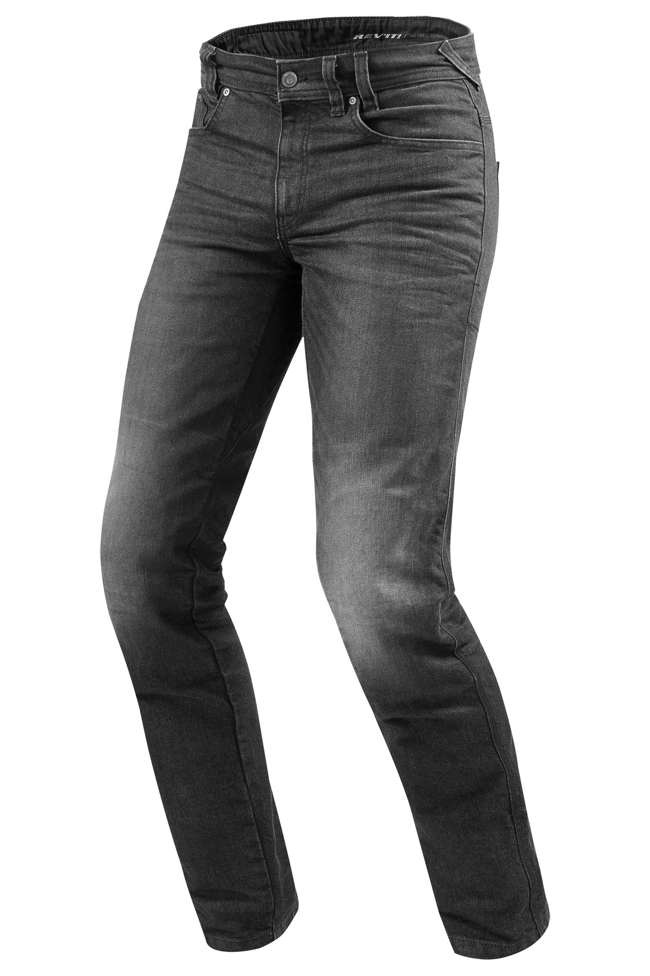 REV'IT! Jeans  Vendome 2 Grigio Scuro