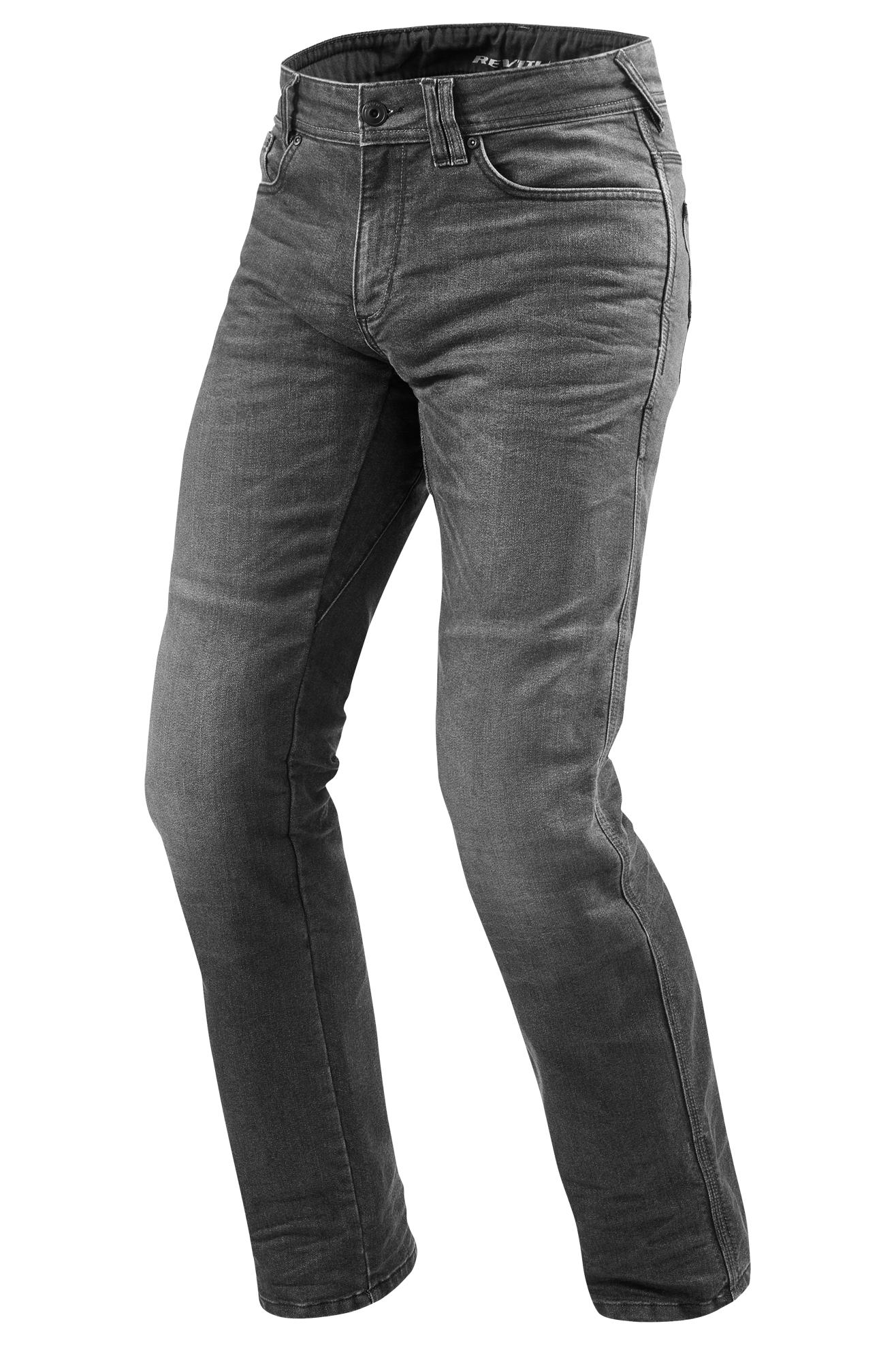 REV'IT! Jeans  Philly 2 Grigio Scuro