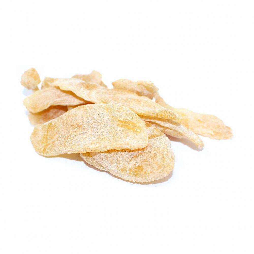 zenzero disidratato con cannella senza zucchero cristallizzato con