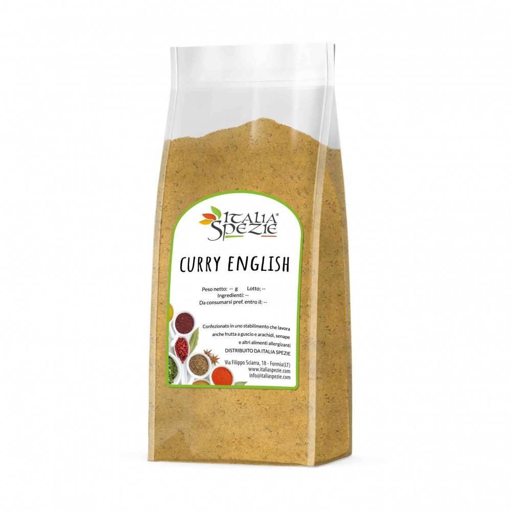 curry english in polvere (intenso) 500g