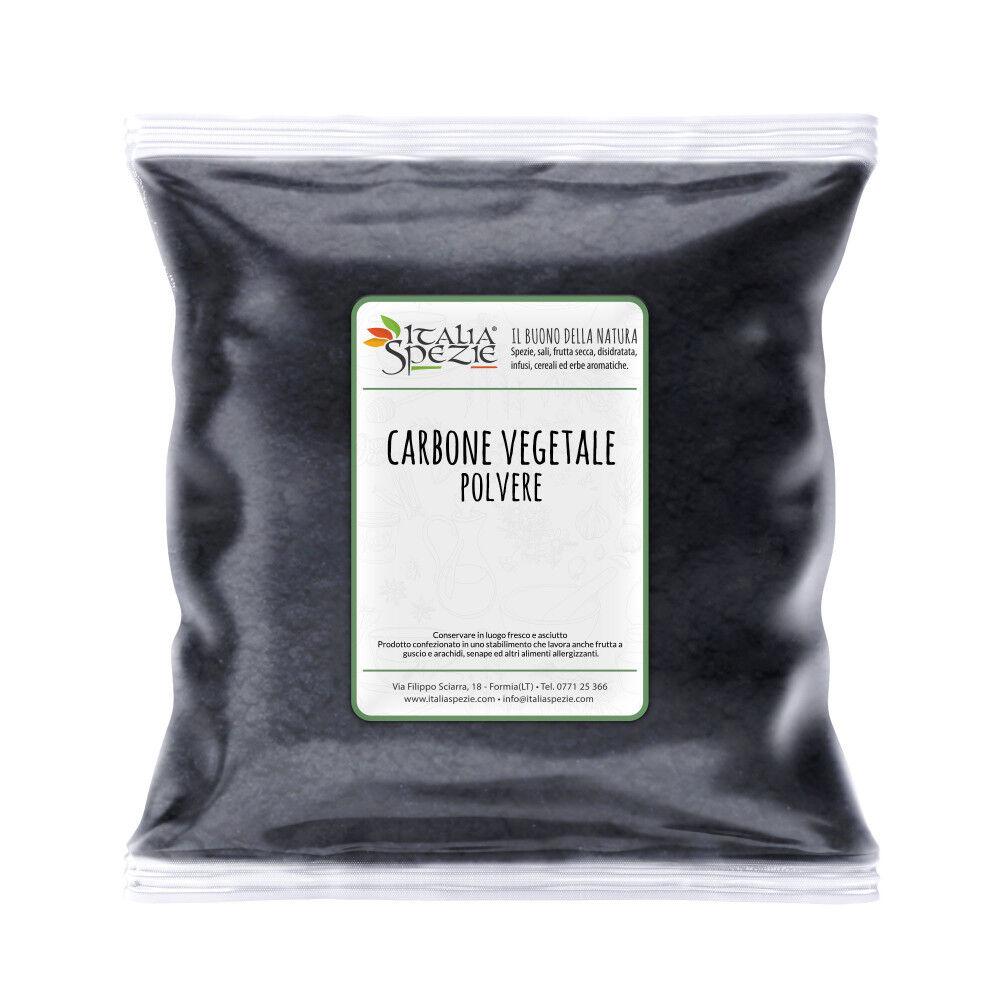 Carbone Vegetale polvere 150g