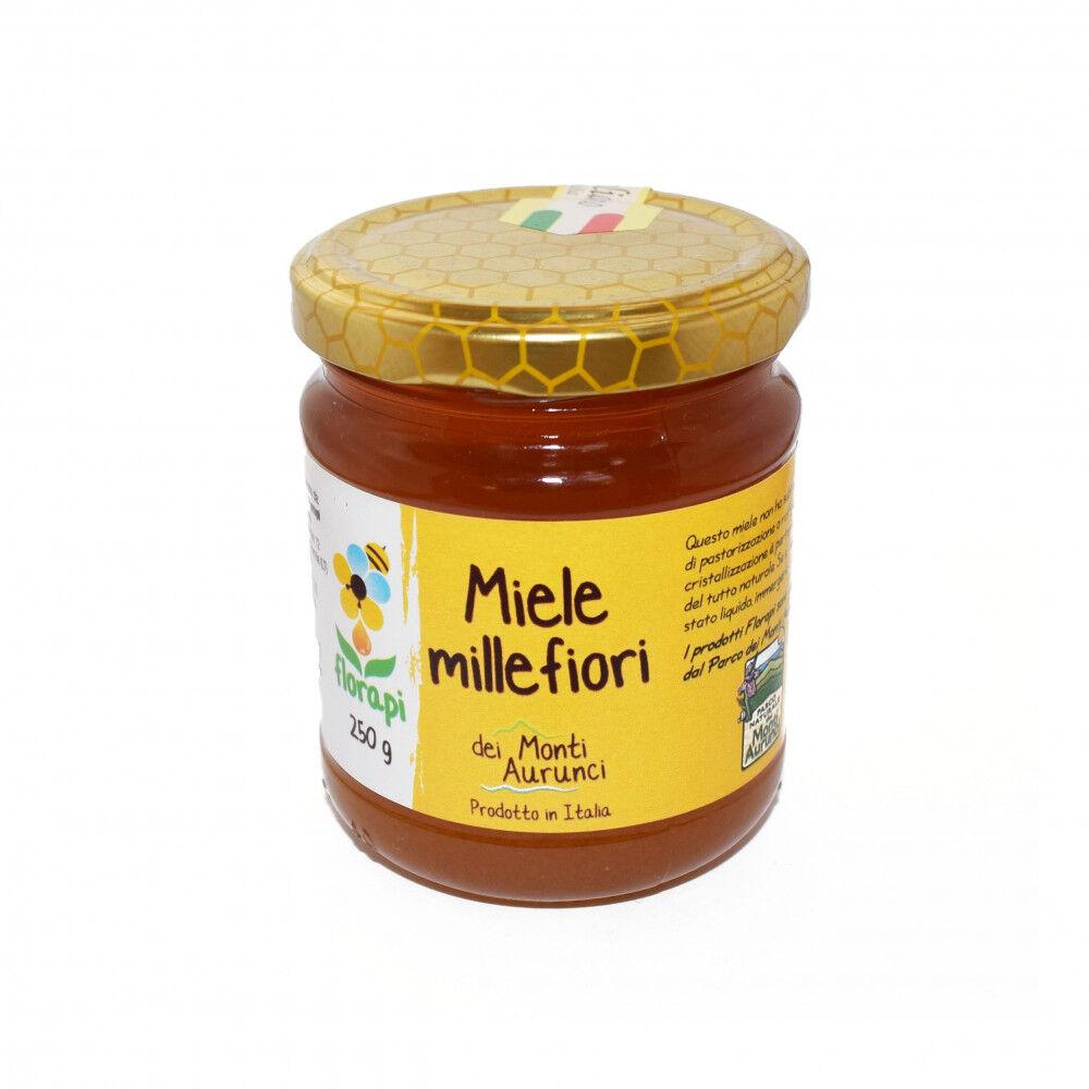 Miele Millefiori dei Monti Aurunci - Produzione artigianale