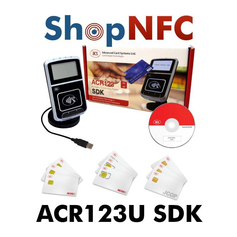 SDK per ACR123U
