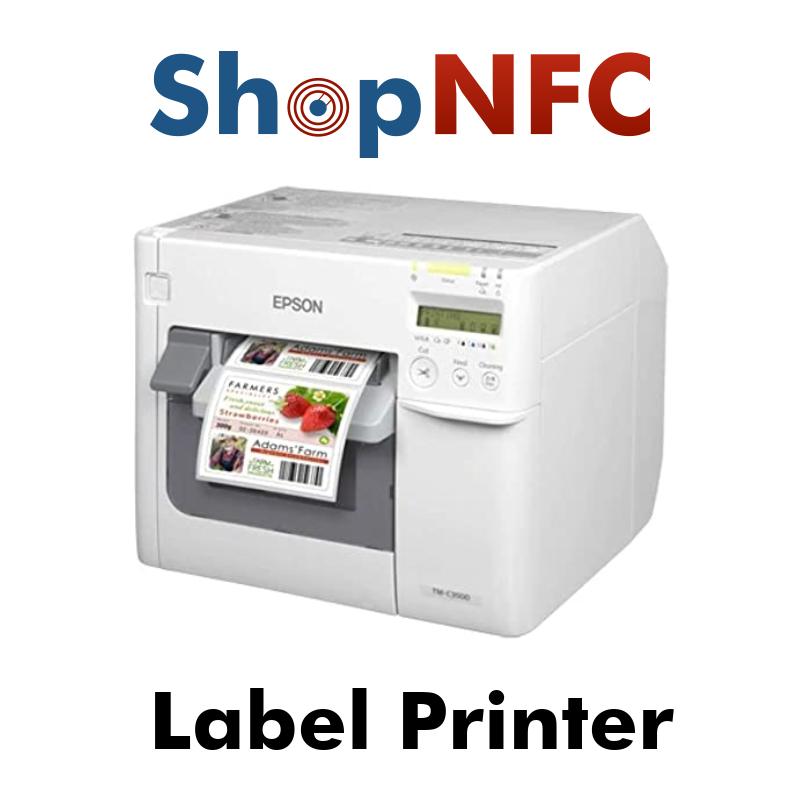 Epson C3500 - Stampante a colori di etichette