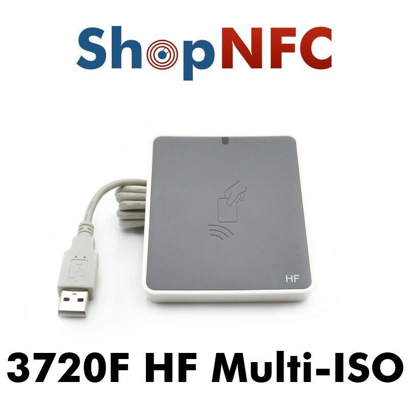 uTrust 3720F HF - Lettore/Scrittore NFC Multi-ISO