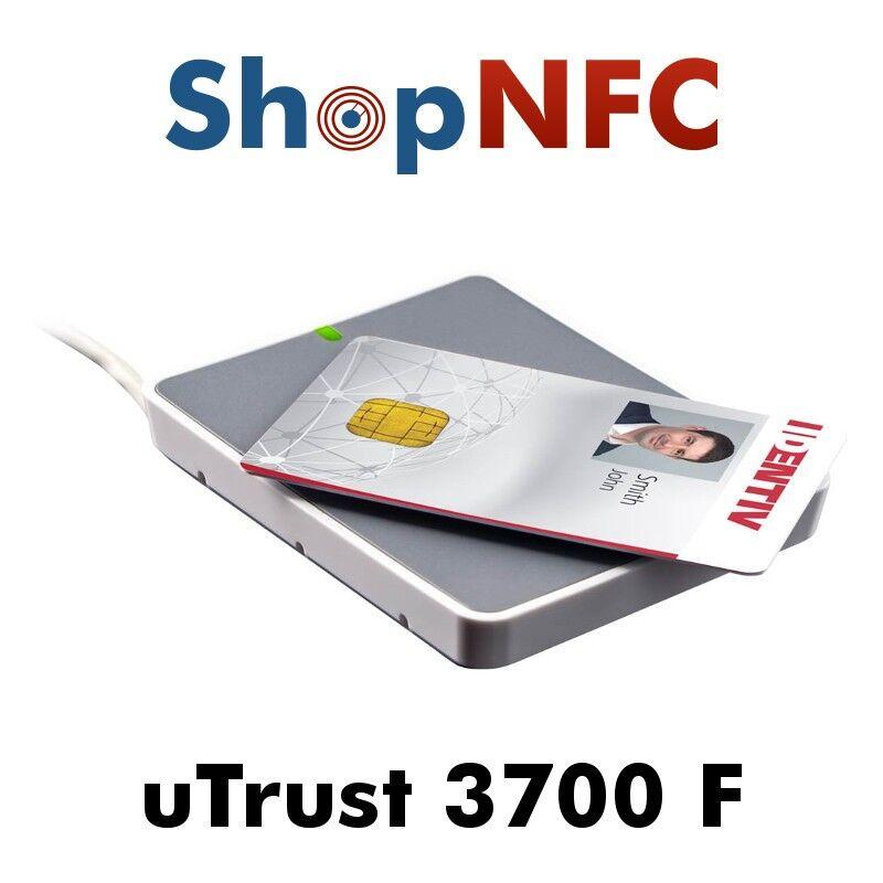 uTrust 3700 F - NFC Reader/Writer