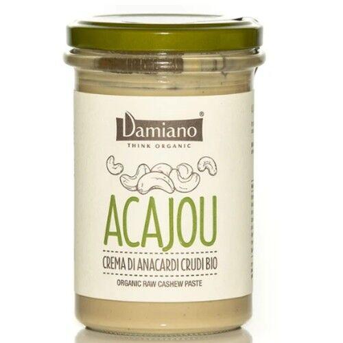 Damiano Organic Acajou Anacardi Crudi 275 G