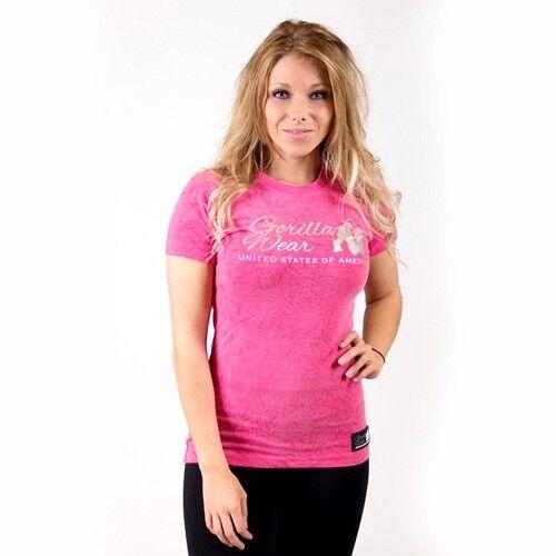 Gorilla Camden Pink T-Shirt