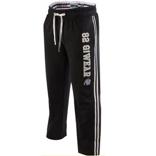 Gorilla 82 Sweat Pants Black