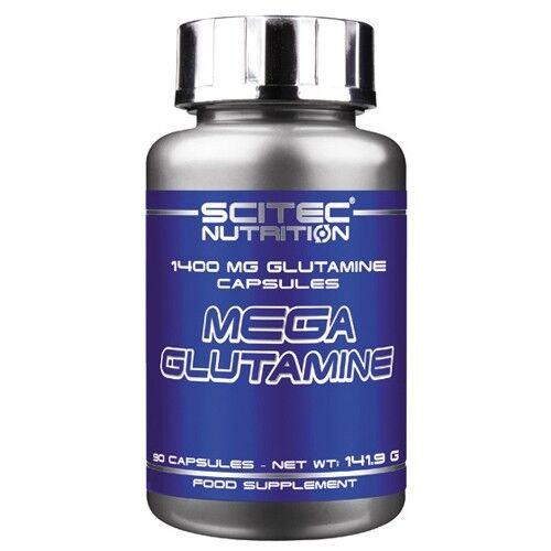 Scitec Nutrition Mega Glutammina 90cps.